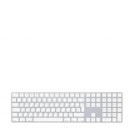 Magic Keyboard with Numeric Keypad - Arabic - Silver