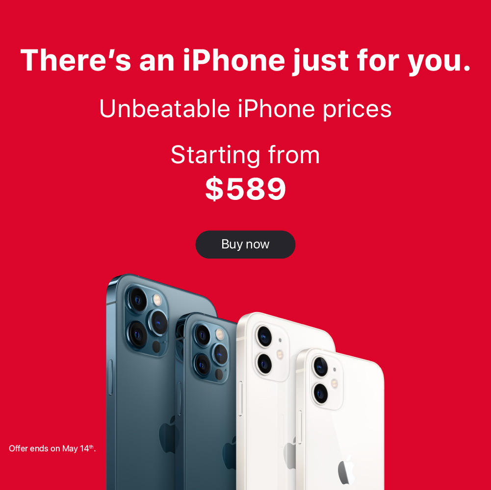 iPhone offer